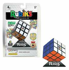 Rubiks Cube With Stand 3X3 Professional Brain Teaser Twist Puzzle Toy Kids Gift