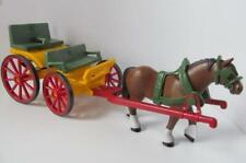 Playmobil Farm/Western/Castle cart/wagon pulled by shire horse NEW