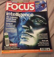 January Bbc Focus Science Magazines