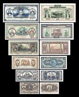 Grèce -  2x 5 - 1.000 Drachmai  - Edition 1918 - 1922 (1922) - Reproduction - 43