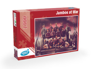 Hearts - Jambos at War  - 1000 piece Jigsaw