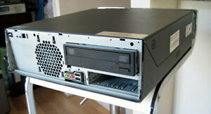 Lenovo 320GB 3GB Windows 7 ThinkCentre Intel Core Duo 6600 2.4GHz Computer DVD D