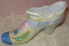 Vintage Porcelain High Heel Shoe Slipper Made in Japan