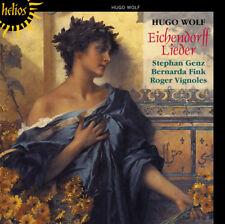 Hugo Wolf : Hugo Wolf: Eichendorff Lieder CD (2014) ***NEW***
