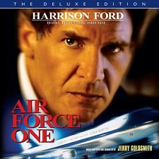 AIR FORCE ONE (MUSIQUE DE FILM) - JERRY GOLDSMITH (2 CD)