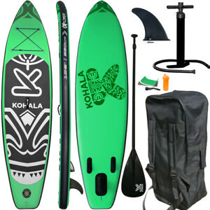 SUP EXPLORER KOHALA 320 Stand Up Paddle Surf Board Paddel ISUP Paddling Aqua