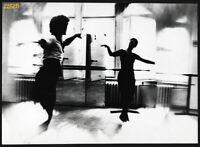 Larger size Vintage fine art Photograph, ballet dancers, by Tatár, 1960'