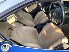 Subaru Impreza WRX Cream Leather seats