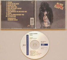 ALICE COOPER-TRASH (1989) Poison, bed of nails, house of fire, Only My Heart