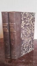 1874 LA FRANCE HEROICA M.B. SERVICIO DE BRAY EN PARIS/2 TOMOS/TR.MOUCHETEES/E.C