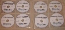 CONSPIRACY THEORY: JESSE VENTURA, SEASONS 1 & 2 - OFFICIAL PROMO DVDs +BONUS DVD