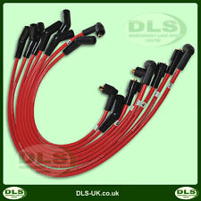 LAND ROVER DEFENDER 4.0V8 - Silicone HT Lead Set Red (DA4102RED)