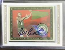 Bill Russell Auto 2008-09 Topps T-51 Murad Framed Mini signed autograph SSP