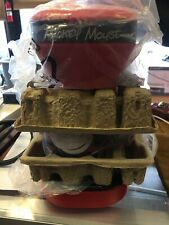 New DISNEY MICKEY MOUSE Single Serve Cup COFFEE MAKER w/ Ceramic Mug
