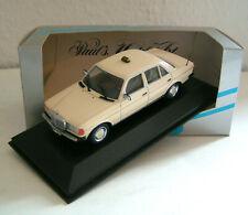 Mercedes-Benz W 123 Limousine Taxi - Minichamps 1:43!