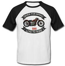MOTO GUZZI 500 S 1928-Nuova T-shirt Cotone-Tutte le taglie in magazzino