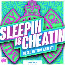 Various Artists : Sleepin' Is Cheatin' - Volume 2 CD (2018) ***NEW***