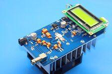 12V 30w Digital LED Radio Station PLL Stereo FM Transmitter 76M-108MHz W/ Fan