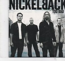Nickelback-Too Bad cd single