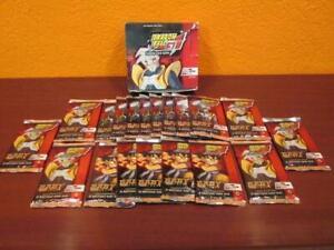 DRAGON BALL Z GT SUPER 19 SEALED BABY SAGA BOOSTER PACKS & BOX BROLY SUBSET DBZ