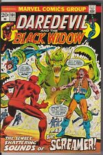 Daredevil and the Black Widow #101-Mcu Movie! 1973 Mid Grade Bargain W-Ow pages