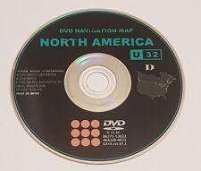 LEXUS TOYOTA NAVIGATION DISC DVD ROM U32D VERSION VERSION 7.1 86271-53022 OEM