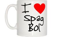 I love coeur SPAG bol tasse