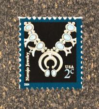 2004USA #3750 2c Navajo Jewelry - Mint NH VF