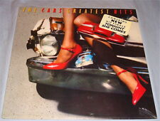 THE CARS GREATEST HITS ORIGINAL LP STILL FACTORY SEALED WITH HYPE STICKER 1985