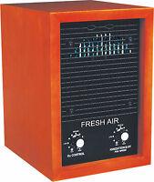 AIR PURIFIER HEPA CARBON IONIC OZONE GENERATOR CLEARNER UV-C  CLEANER UV NEW