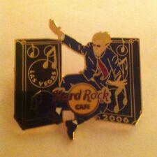 Hard Rock Cafe Pin Las Vegas Rockin' Out 2006