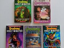 Goosebumps Books (Children & Young Adults)
