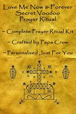Love Me Forever Voodoo Prayer Ritual Kit Lover Marriage Relationship Partner