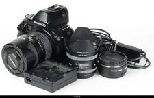 Mamiya ZD 22MP Digital SLR Camera lens  AF 80mm F2.8 Zoom 55-110 Set Mint Box