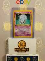 Wobbuffet 35/75 1st Edition NM Near Mint Neo Discovery Rare Non-Holo Pokemon