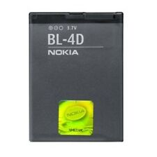 ORIGINAL NOKIA  BL-4D AKKU ACCU BATTERY--- N97 mini N8 E7 E5 808 Pure view - NEU