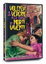 VIOLENZA AD UNA VERGINE NELLA TERRA DEI MORTI VIVENTI(1971)Jean Rollin DVD USATO