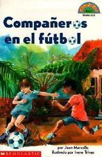 Companeros En El Futbol (Coleccion Hola, Lector: Level 4) (Spanish Edi-ExLibrary