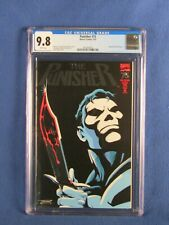MARVEL COMICS CGC 9.8 THE PUNISHER 75 2/93 WHITE PAGES