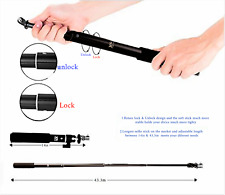 Waterproof Extension Pole Selfie Stick Monopod For Go Pro GoPro HERO 6 5 4 3 3+