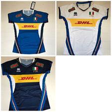 ERREA Fipav DHL Shirt Replica Mc Volleyball Italy Jersey Women's Volleyball/25