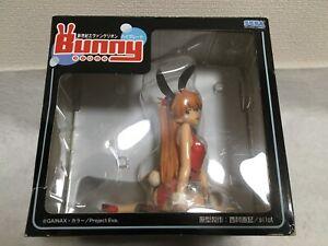 Evangelion Bunny Girl Figure Asuka Langley SEGA Japan Authentic
