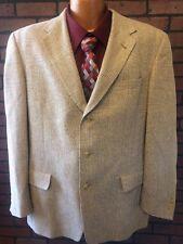 Vintage Tommy Hilfiger Men's Tweed Sport Coat Blazer Jacket 42L
