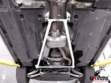 Audi A4 B8 08+A5 2.0T Ultra Racing barra -  telaietto 4-punti centrale inferiore