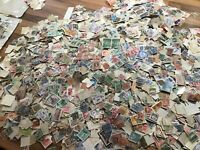 Chile Stamp 1000 vintage stamps 1800s onward picked at random unchecked REDUCED