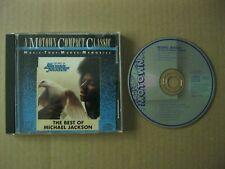 Michael Jackson CD The best of Michael Jackson Motown Compact Classic EX+