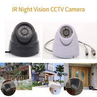 1200TVL 3.6mm 24LED Waterproof Outdoor IR Night Vision Home Security CCTV Camera