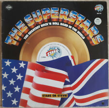 "33T THE SUPERSTARS Vinyle LP 12"" THE GREATEST ROCK'N ROLL BAND - CNR 660.105"