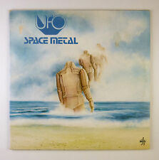 "2 x 12"" LP - UFO  - Space Metal - B3470 - washed & cleaned"