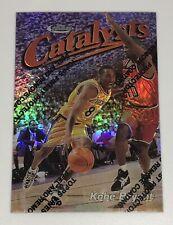 1997-98 Topps Finest Kobe Bryant Catalyst Refractor /1090 PSA BGS? Beautiful